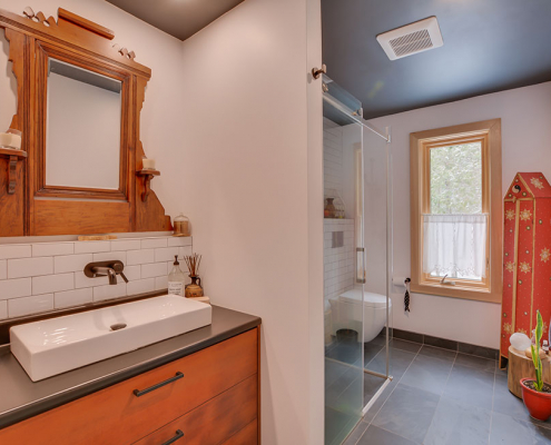 Construction Hors Série - Salle de bain
