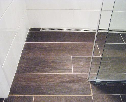 Construction Hors Série - Plancher salle de bain